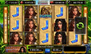 Jocul de cazino online Amazons Battle gratuit