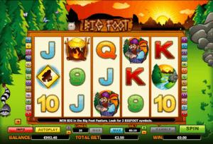 Jocuri Pacanele Big Foot Online Gratis