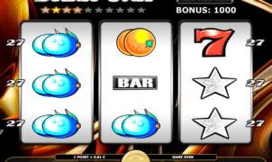 Bonus Star gratis joc ca la aparate online
