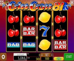 Jocuri Pacanele Criss Cross 81 Online Gratis