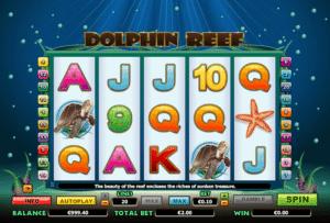 Jocuri Pacanele Dolphin Reef Online Gratis