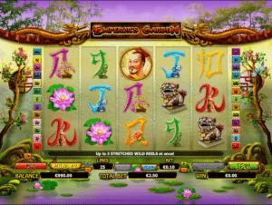 Jocul de cazino online Emperors Garden este gratuit