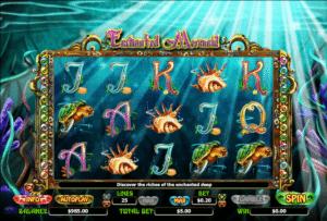 Joaca gratis pacanele Enchanted Mermaid online