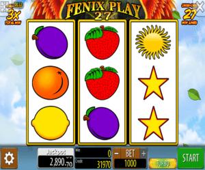 Joaca gratis pacanele Fenix Play 27 online