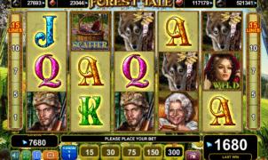 Jocul de cazino online Forest Tale gratuit