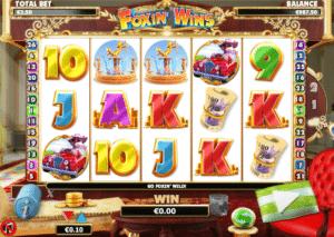 Joaca gratis pacanele Foxin Wins online