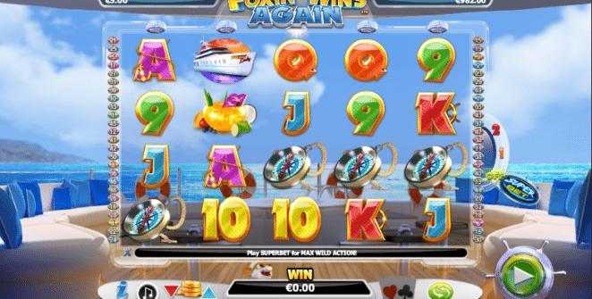 Foxin Wins Again gratis este un joc ca la aparate online