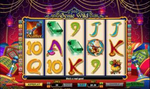 Jocuri Pacanele Genie Wild Online Gratis
