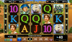 Jocul de cazino online Imperial Wars gratuit