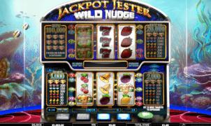 Jackpot Jester Wild Nudge gratis este un joc ca la aparate online