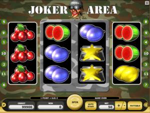 Joker Area gratis joc ca la aparate online
