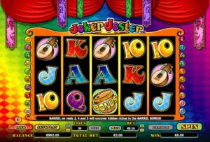 Jocuri Pacanele Joker Jester Online Gratis