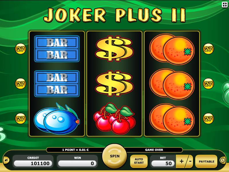 Joker Plus II » Jocuri Pacanele ca la Aparate Online Gratis