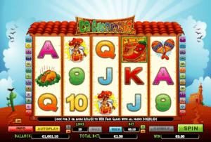La Cucaracha gratis este un joc ca la aparate online