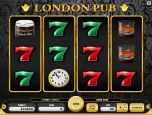 London Pub gratis joc ca la aparate online