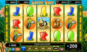 Jocuri Pacanele Lucky Buzz Online Gratis