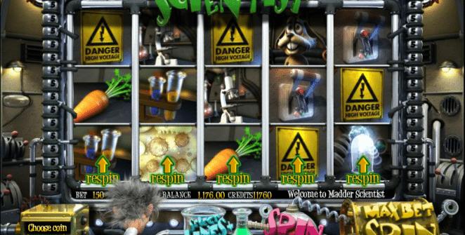 Madder Scientist gratis este un joc ca la aparate online