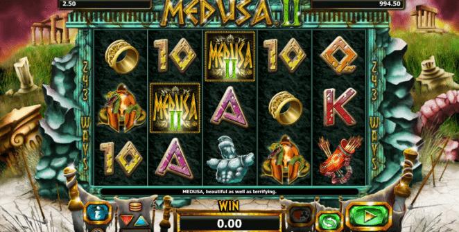 Jocul de cazino online Medusa 2 este gratuit