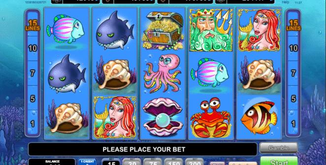 Jocul de cazino online Ocean Rush gratuit