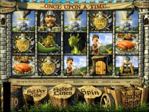 Jocul de cazino online Once Upon A Time este gratuit