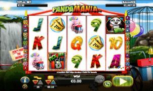 Pandamania gratis este un joc ca la aparate online