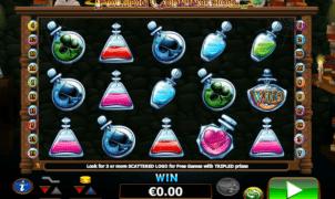 Jocul de cazino online Potion Commotion gratuit