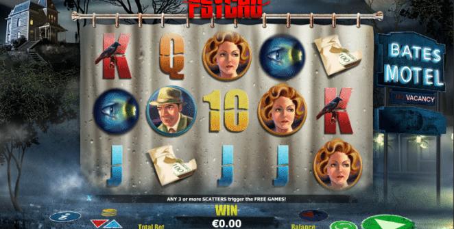 Joaca gratis pacanele Psycho online