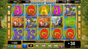 Joaca gratis pacanele Rainbow Queen online