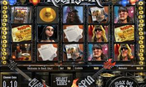 Rock Star gratis este un joc ca la aparate online