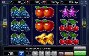 Joaca gratis pacanele Supreme Hot online