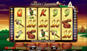 Joaca gratis pacanele The Snake Charmer online