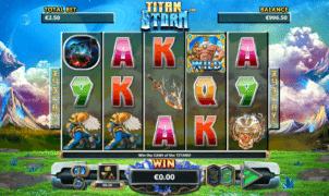 Jocuri Pacanele Titan Storm Online Gratis