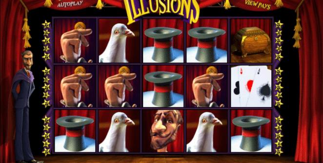 Joaca gratis pacanele True Illusions online