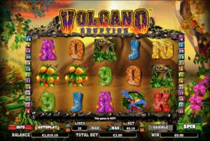 Joaca gratis pacanele Volcano Eruption online
