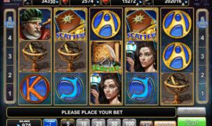 Joaca gratis pacanele Zodiac Wheel online