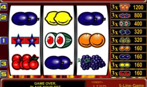 Joaca gratis pacanele Always Hot online