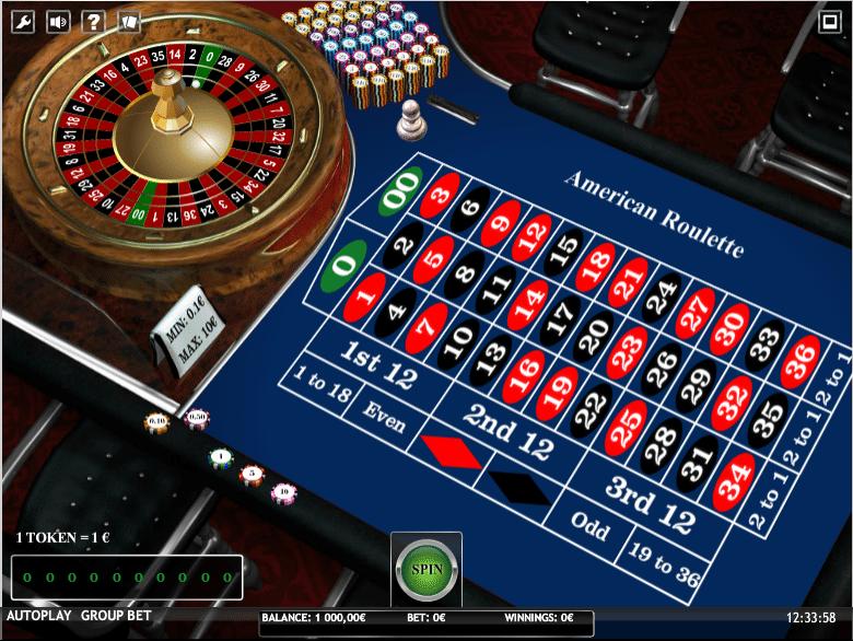 Jocul de cazino online American Roulette iSoft gratuit