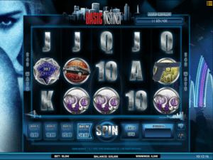 Joaca gratis pacanele Basic Instinct online