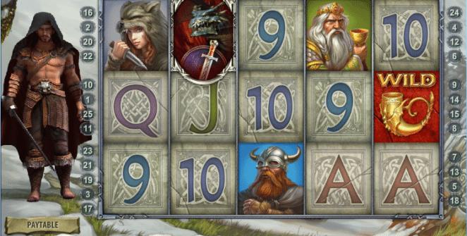Jocuri Pacanele Beowulf Online Gratis