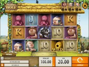 Jocul de cazino online Big Bad Wolf gratuit