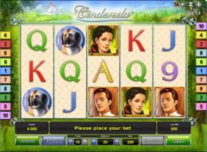 Jocuri Pacanele Cindereela Online Gratis