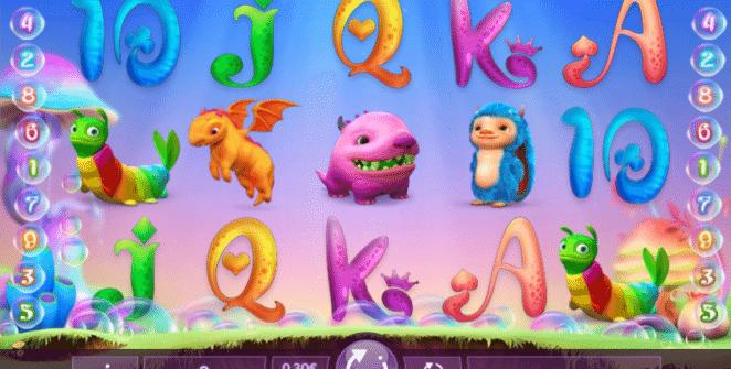 Joaca gratis pacanele Cloud Tales online