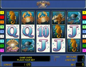 Joaca gratis pacanele Dolphins Pearl online