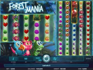 Jocul de cazino online Forest Mania gratuit