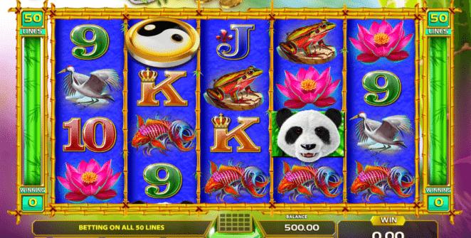 Fortune Panda gratis joc ca la aparate online