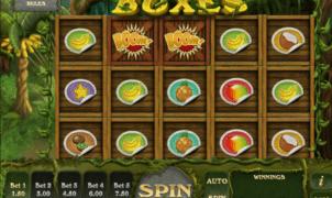 Joaca gratis pacanele Fruit Boxes online