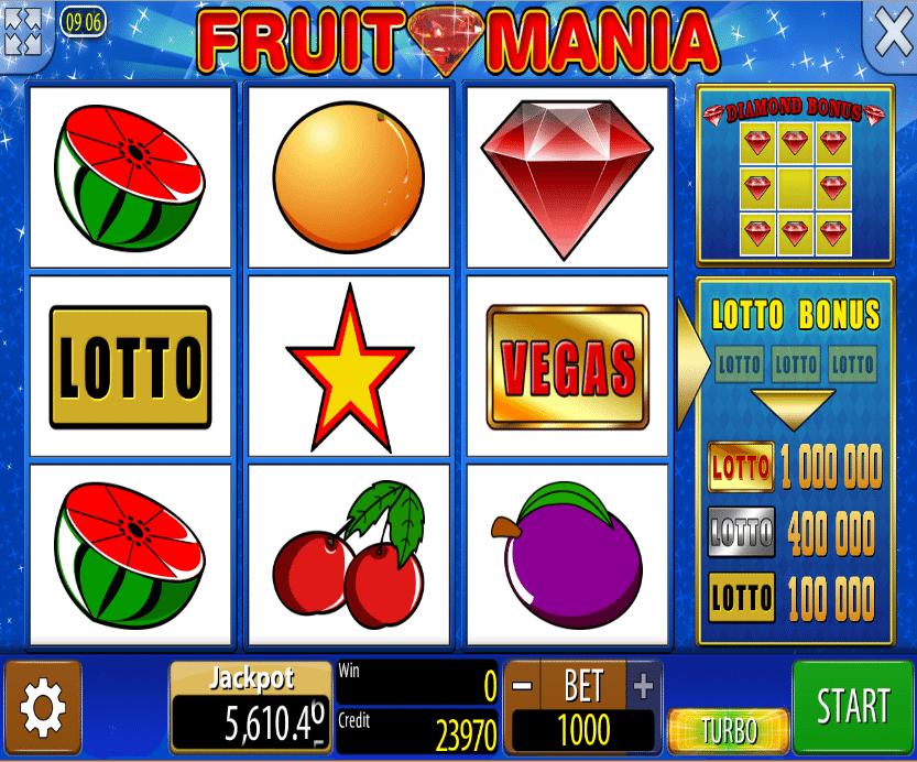 Slot machine mania gratis