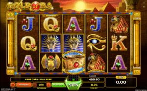Jocuri Pacanele Gold of Ra Online Gratis