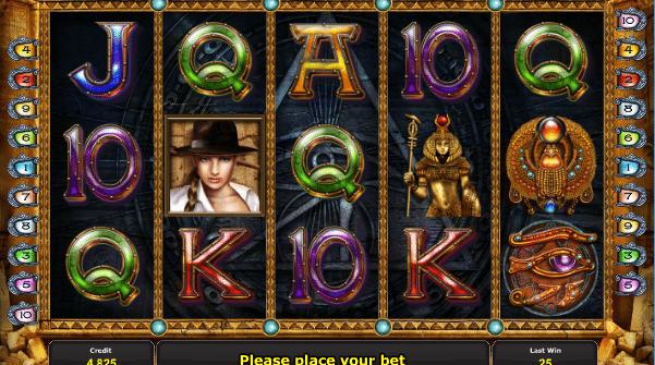 Golden Ark gratis joc ca la aparate online