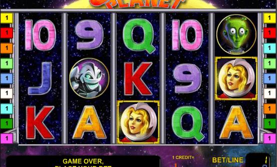 Jocul de cazino online Golden Planet gratuit